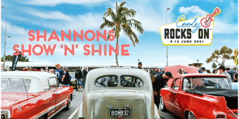 Cooly Rocks On 2021 - Shannons Show 'N' Shine