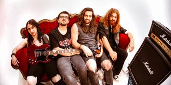 Avalanche w/ Dangerous Curves/ The Dreadful Tides | 'Second Hand Band' East Coast Tour | The Last Chance, Melb