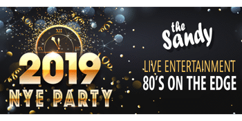New Years Eve w/ 80's on the Edge