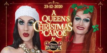 A Queen's Christmas Carol (6.30 Start)