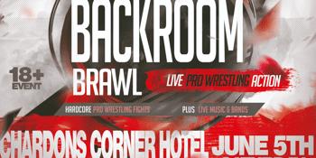 VPW: BACK ROOM BRAWL