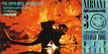 Nirvana Nevermind 30th Anniversary Tribute