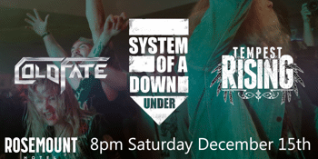 System of a Down Under | SOAD Tribute