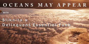 Oceans May Appear - Tote front bar