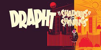 DRAPHT - SHADOWS AND SHININGS ALBUM TOUR - DAMPIER