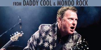 Ross Wilson (Daddy Cool - Mondo Rock)