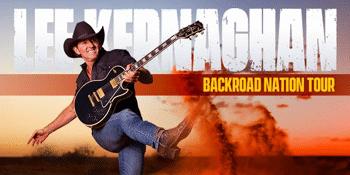 Lee Kernaghan - The Backroad Nation Tour