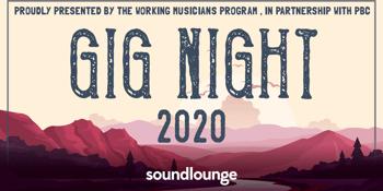 PBC Gig Night (3pm Show)