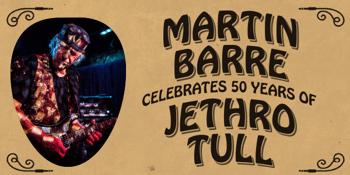 Martin Barre Celebrates 50 Years of Jethro Tull