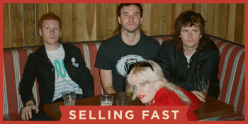 POSTPONED - Amyl & The Sniffers