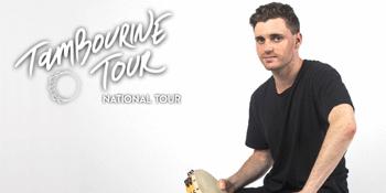 Luke Kidgell - The 'Tambourine' Tour