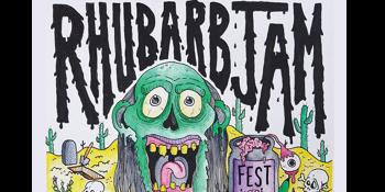 Rhubarb Jam Fest