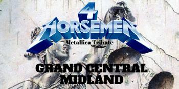Metallica Tribute performed by 4 Horsemen