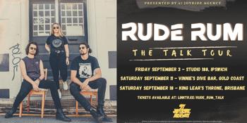 Rude Rum - The Talk Tour