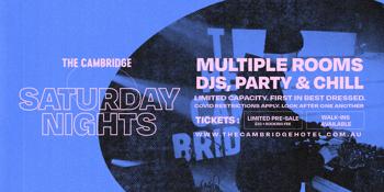 Saturday Night at The Cambridge