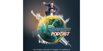 THE 2 JOHNNIES PODCAST – LIVE