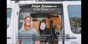 """Felipe Baldomir - """"I'll Be There"""" single release"""