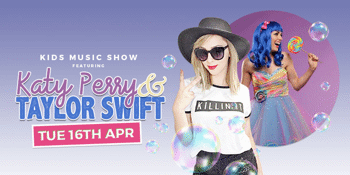 Katy Perry & Taylor Swift Kids Music Show