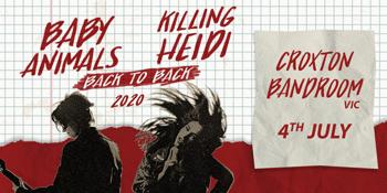 Baby Animals and Killing Heidi