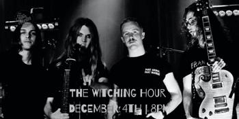 The Witching Hour w/ Starcrazy & Alpine White
