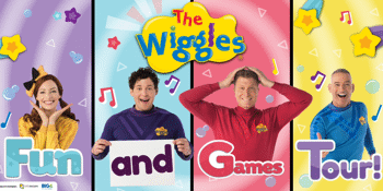 CANCELLED - THE WIGGLES - FUN AND GAMES TOUR! - Show #3 2:30pm