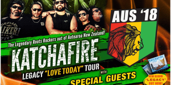 KATCHAFIRE 2018 Legacy Love Today Tour