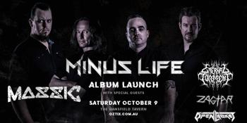 MINUS LIFE Album Launch 2021