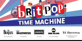 Brit Pop Time Machine - Scarborough