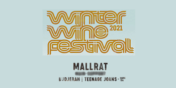 MALLRAT- Winter Wine Festival - Sun 13th June