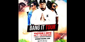 Bang It Tour - Cairns
