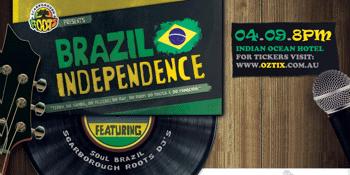 Brazil Independence
