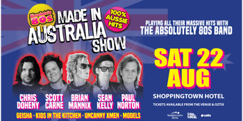Absolutely 80s - Made in Australia Show