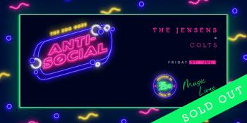 ANTI-SOCIAL ft. The Jensens