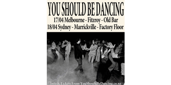 CANCELLED - YOU SHOULD BE DANCING DISCO NIGHT AT OLD BAR
