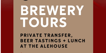 Coopers Alehouse Gepps Cross presents the August Brewery Tour!