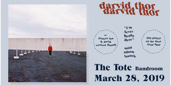 Darvid Thor 'Never Really Here' Mini Album Launch