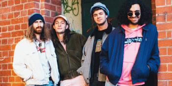 Death By Denim 'Wiggy' Single Launch