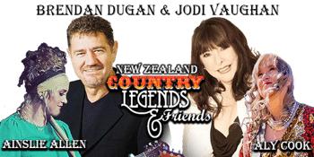 New Zealand Country Legends & Friends