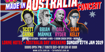 Made in Australia Concert - The Absolute 80's Band