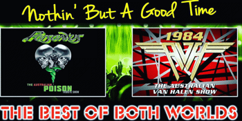 The Poison & Van Halen Show