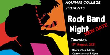 Aquinas Rock Band Night