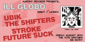 Ill Globo 'Check the Odds' EP Launch