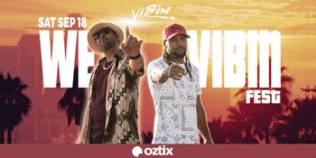CANCELLED - We Vibin Fest Kununurra 2021