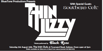 Thin Lizzy Tribute