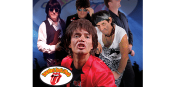 Rolling Stones Jumping Jack Flash with special guest Major Tom, the Ultimate David Bowie Tribute