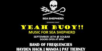 Yeah Buoy! - Music For Sea Shepherd