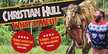 Christian Hull - What a Mess!
