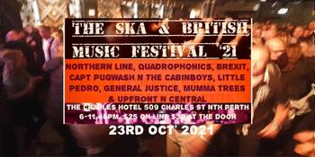 The Ska & British Music Festival '21