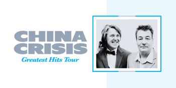 CANCELLED - China Crisis (UK)