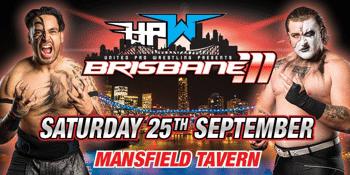 United Pro Wrestling - Brisbane 3